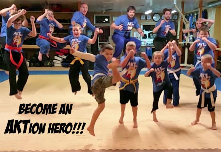 Become AKTion Hero