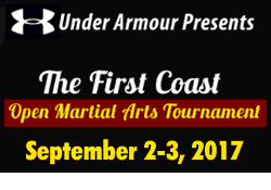 First Coast Martial Arts Tournament