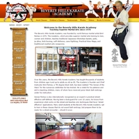 Martial Arts Schools or Businesses Beverly Hills Karate Academy in West Hollywood CA