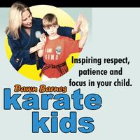 Dawn Barnes Karate Kids Santa Monica Ca