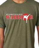 AKT Combatives Academy Warrior T-Shirts