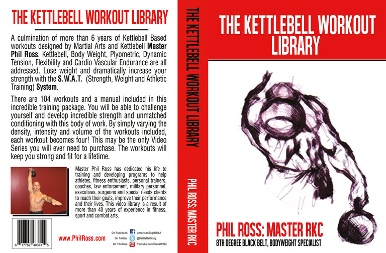The Kettlebell Workout Library, Online