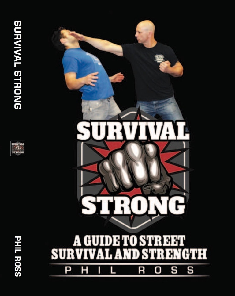 SURVIVAL STRONG - Hard Cover