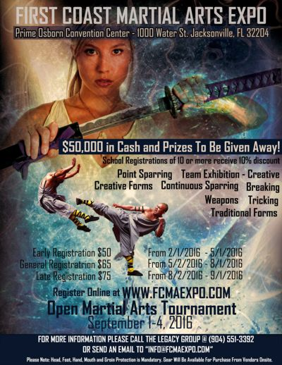 First Coast Martial Arts Expo