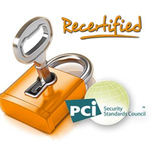 Member Solutions Achieves Level 1 Payment Card Industry (PCI-DSS) Security Recertification